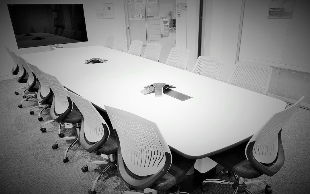Y-Shaped Board Tables – One of the best set-ups we've seen
