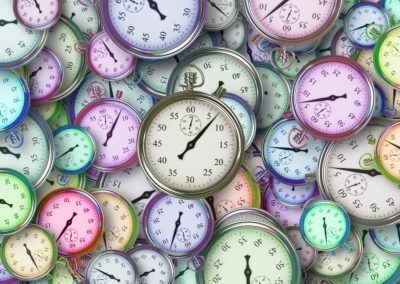 Agenda timing – good idea or not?